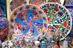 Souvenirs from istanbul Royalty Free Stock Photography