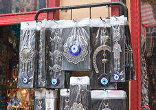 Souvenirs. Istanbul. Turkey Royalty Free Stock Photos