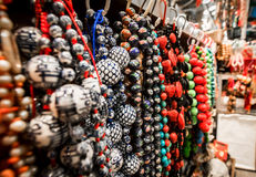 Souvenirs at the Jade market Royalty Free Stock Photo