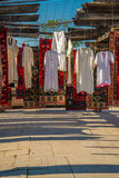 Souvenirs,  macedonain clothes Royalty Free Stock Photo