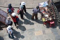 Souvenirs, Nepal Stock Images