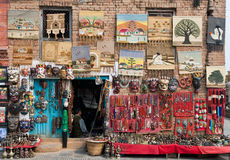 Souvenirs, Nepal Stock Photography