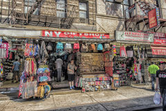 Souvenirs of new york Stock Images