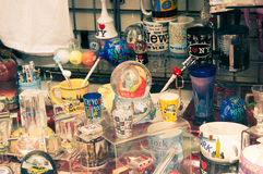 Souvenirs from NY Royalty Free Stock Images