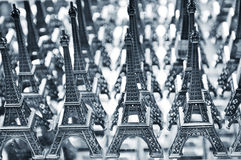 Souvenirs from Paris Royalty Free Stock Photos