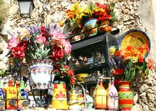 Souvenirs from Provence. In south France Stock Photo