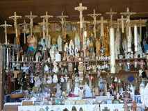 Souvenirs religieux Photo stock