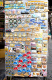 Souvenirs from Rome Stock Photo