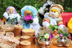 Souvenirs russes Photos libres de droits