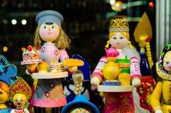 Souvenirs russes Photographie stock libre de droits