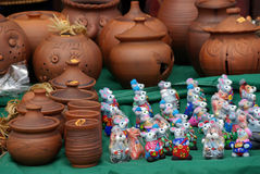 Souvenirs for sale Stock Photography
