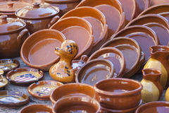Souvenirs from Segovia. Spain Stock Photography