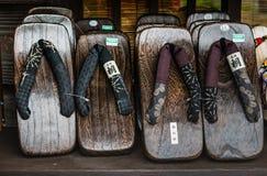 Souvenirs in Shirakawa-go Stock Images