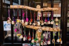 Souvenirs in Shirakawa-go Stock Image