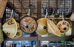Souvenirs in Shirakawa-go Royalty Free Stock Image