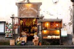 Souvenirs shop Sorrento Italy Stock Image