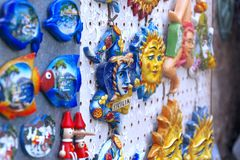 Souvenirs of Sicily Stock Image