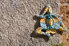 Souvenirs from Sicily Royalty Free Stock Images