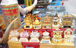 Souvenirs from Tibet Royalty Free Stock Photos