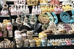 Souvenirs from Turkey. Souvenirs from Cappadocia in Turkey stock photos