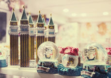Souvenirs from Venice, Italy Royalty Free Stock Photo
