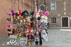 Souvenirs in Venice Stock Photos