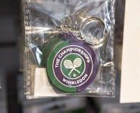 Souvenirs from Wimbledon Royalty Free Stock Photos