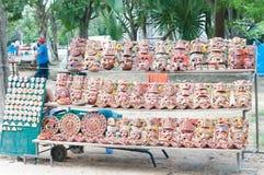 Souvenurs di Messico Fotografia Stock Libera da Diritti
