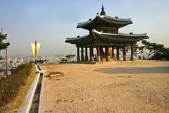 Souwon city walls, South Korea Stock Photography