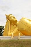Sova den buddha bilden Arkivbilder