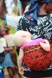 sova för barn Fotografering för Bildbyråer