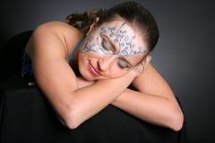 sova för skönhet royaltyfri bild