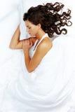 sova för babe Royaltyfri Foto