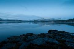 Sova skönhet Mtn Arkivbild