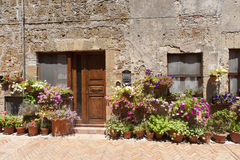 Sovana (Tuscany) Royalty Free Stock Images