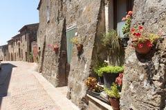 Sovana (Tuscany) Stock Images