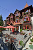 Sovata hotel Ursu Royalty Free Stock Photos
