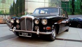 Sovereign de Daimler Image stock