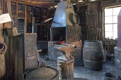 The Sovereign Hill Royalty Free Stock Images