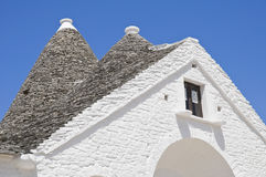 Sovereign Trullo. Alberobello. Apulia. Royalty Free Stock Photos