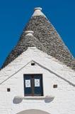 Sovereign trullo. Alberobello. Puglia. Italy. Stock Photography