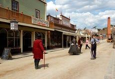 Sovereing-Hügel, Ballarat, Australien Lizenzfreies Stockbild