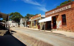 Sovereing hill, Ballarat, Australia stock photos