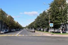 Sovetskaya gata royaltyfri foto