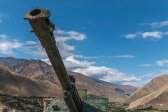 Soviet afghan war - afghanistan Stock Photo