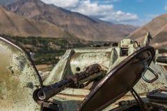 Soviet afghan war - afghanistan Royalty Free Stock Images