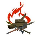 Soviet antitank grenade Royalty Free Stock Images