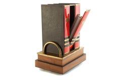 The Soviet cigarette case Stock Photo