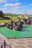 Soviet era WW2 memorial at The Ukrainian State Museum of the Great Patriotic War, Kyiv Stock Photos