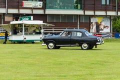 Soviet executive car GAZ M21 Volga. Stock Images